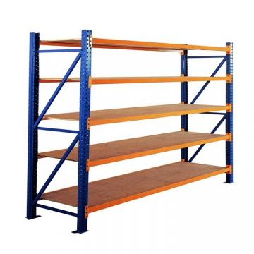 Certificated Metal Steel Structural Mezzanine Rack for Industrial Storage