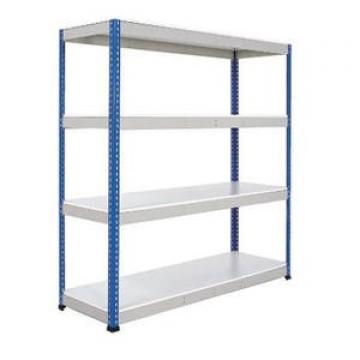 50mm Adjustable Industrial Racking Storage Metal Shelving